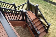 Stairs outdoor