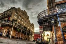 There's just something about New Orleans / Probably one of the most interesting cities ever! / by Malissa Graham-Vanderveer
