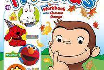Children's Magazines (North America) / Redan Publishing magazines
