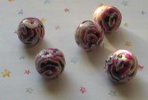 hand made beads