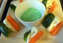 St. Patrick's Day Theme Food / by Emily Kac