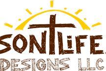SON LiFE Designs Logo