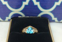 Gemstones / Brilliant Blue Gemstones at prices you won't believe. Pin them here, buy em' here: www.LondonCoinMissionViejo.com