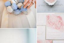 Serenity And Rose Quartz Wedding Inspiration