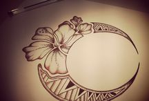 tribal lune