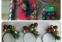 ugly christmas party ideas / by Michelle