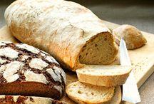 surdegsbröd recept / Bröd