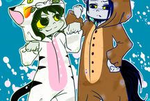You can't Fight the Homestuck / by Turtles4life