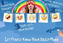 Why Follow Wazurmood? / Wazurmood is the best place to find your favorite pics.  Share your feelings is FREE!!