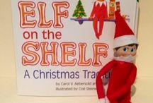 Elf on shelf / Elf on shelf , Christmas, Holiday, Humor