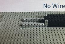 Lego & Construction Blocks / Lego and more.  #Lego #BuildingBlocks #Construction