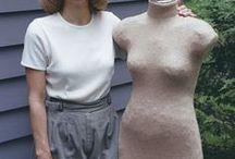 Homemade dress forms