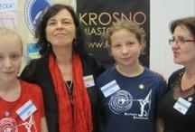 Nasze blogi - 2011/2012 / by Szkoła Podstawowa nr 3 w Krośnie