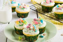 St. Patrick's Day Recipes / Celebrate St. Patrick's Day with these delicious and Irish-inspired recipes. You won't need luck to make these easy and festive recipes!