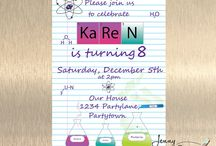 Science Party / Science Party