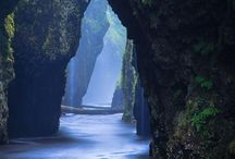 Beautiful places I can dream of. / Best places to visit for inspiration.