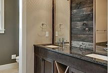 Bathroom - Rustic Guest