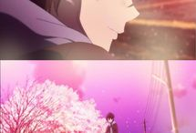 Hyouka / my favorite pictures from Hyouka