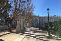 Travel - Madrid / Visit to Madrid, February 2016