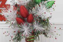 Christmas decorations / by Sandra St John