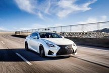 """From #Lexus on Instagram - """"If you time it just right, all of your roads can be open ones. #LexusRCF Photo: @ vossen"""""""