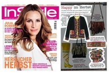 Press / Carolina K on the magazines