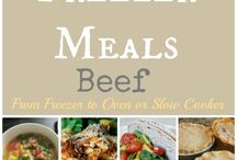 OAMC/Freezer Recipes