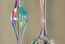 blown glassware