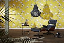 Maison Lévy | WALL PAPER / How to make your wall live a new life!