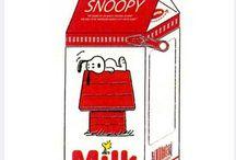 Snoopy love / by Celia Peña