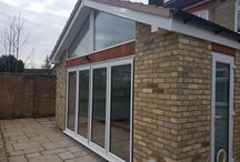 House extension in Chingford