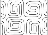 Freemotion-Quilt / Quilten im neuen Style