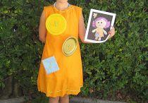 Toy Story dress up ideas
