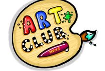 Art club  / Ideas to give back and promote the club