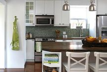 Salvaged and Reclaimed :  KITCHENS