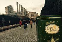 Herbata ciekawa świata w Rzymie