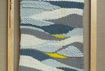 Weave wang wang / Weavings