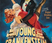 GasSouth Broadway Series Young Frankenstein / by Cobb Energy Centre