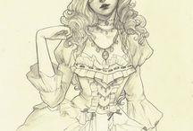 Manga draw