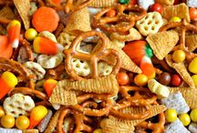 Halloween Party Food / Yum. Creepy. Fun. Halloween Party Food can be all three of those. Here are some really creative ways to feed your hungry Halloween Party crowd.