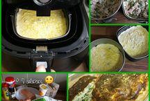 Recepten air fryer