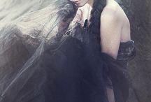 Gothic Couture / by Vero Modero - Bouquet Babii