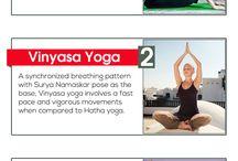 Vinyasa and Yin Yoga