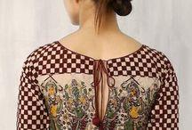 kalamkari blouse