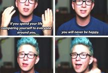 ☆TYLER OAKLEY☆ / I literally CANNOT stop smiling when I watch this dork.