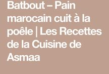 pain marocain