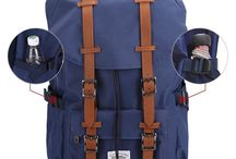 Outdoor Backpacks / Awosome collection of Canvas Men Backpacks for Hiking, Travel, Laptop and Work, etc. Hiking and Camping Gears.