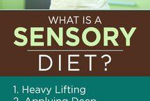 Sensory diet for kids