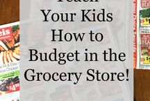 Kids learn about budgeting
