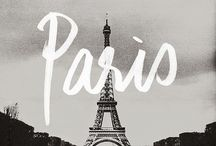 PARIS. / by Chriselle Lim